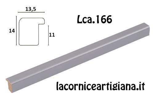 LCA.166 CORNICE 25X35 BOMBERINO METAL OPACO CON VETRO