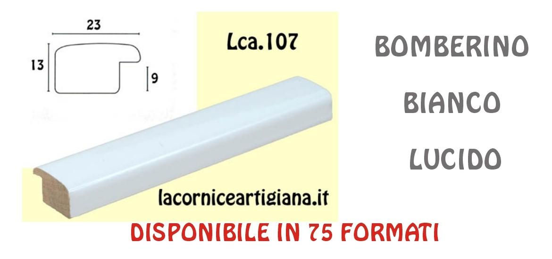 Cornici in legno standard e su misura la cornice artigiana - Piastrelle 15x15 bianco lucido ...